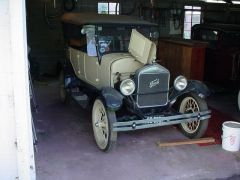 1927 T Touring