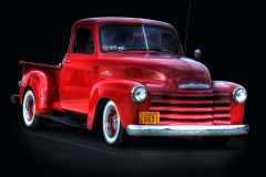 1953 chevy truck By jmotes d5dfgzx