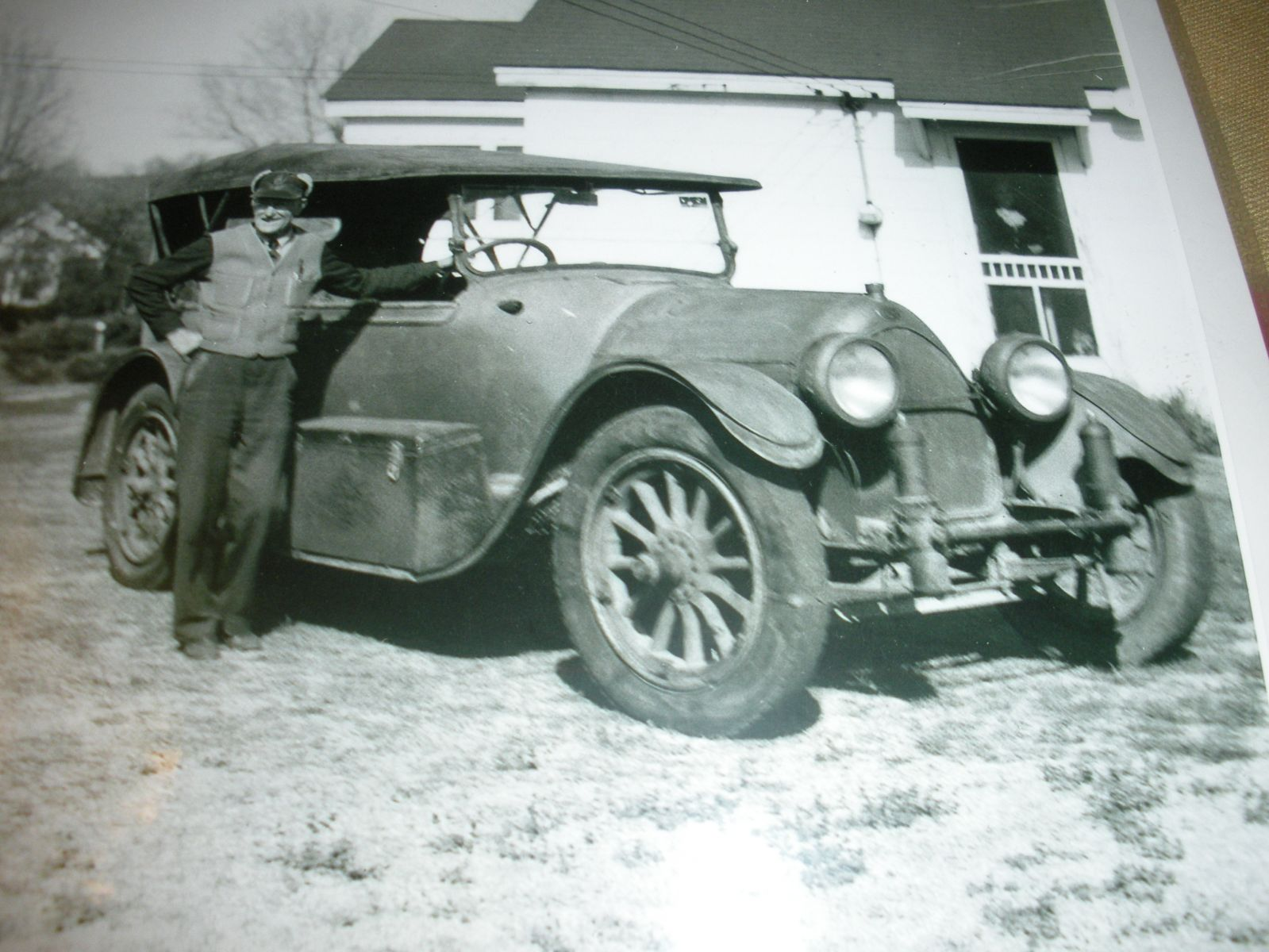 1918 American Fiat Touring Car Unrestored - Members Albums Category ...