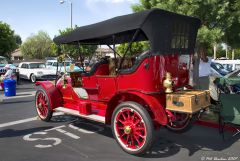 1910 Locomobile - red - rvl