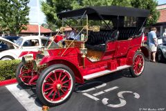 1910 Locomobile - red - fvl