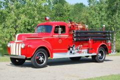 Johnstown OH   1942 Ford/Seagrave Pumper
