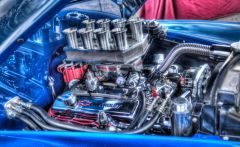'47  Chevy Style Master , 350 Fuel Injected Engine / HDR