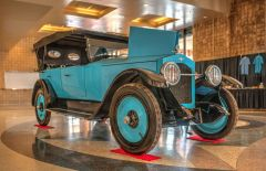 1921 Bour Davis S Touring Model  / HDR