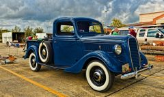 '37 Ford Pick Up / HDR