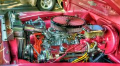 '51 chevy 350 Engine