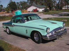 1955 President State Coupe