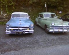 52 Imperial 48 New Yorker 2 door sedan 1 of 545