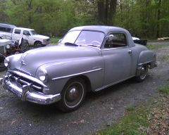 51 Plymouth business coupe 1 Of 2800 we are the third owners