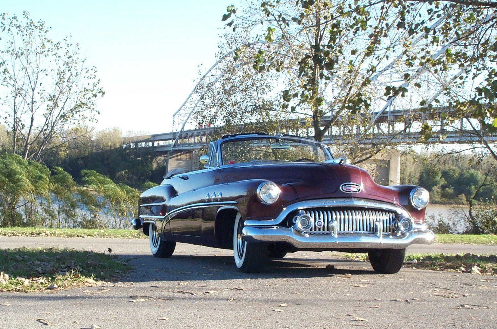 Buick Antique Automobile Club Of America Discussion Forums 1951 Riviera Convertible Super
