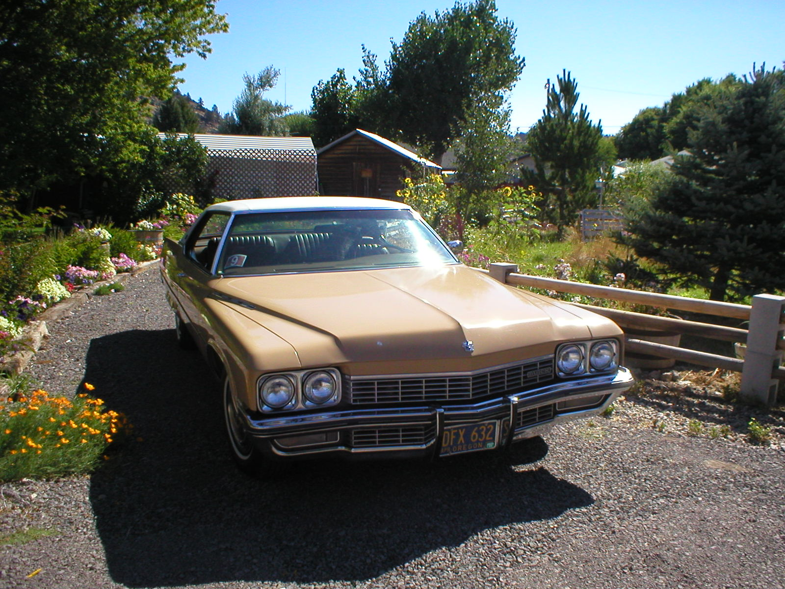 1972 Buick Electra 2 Dood Limited