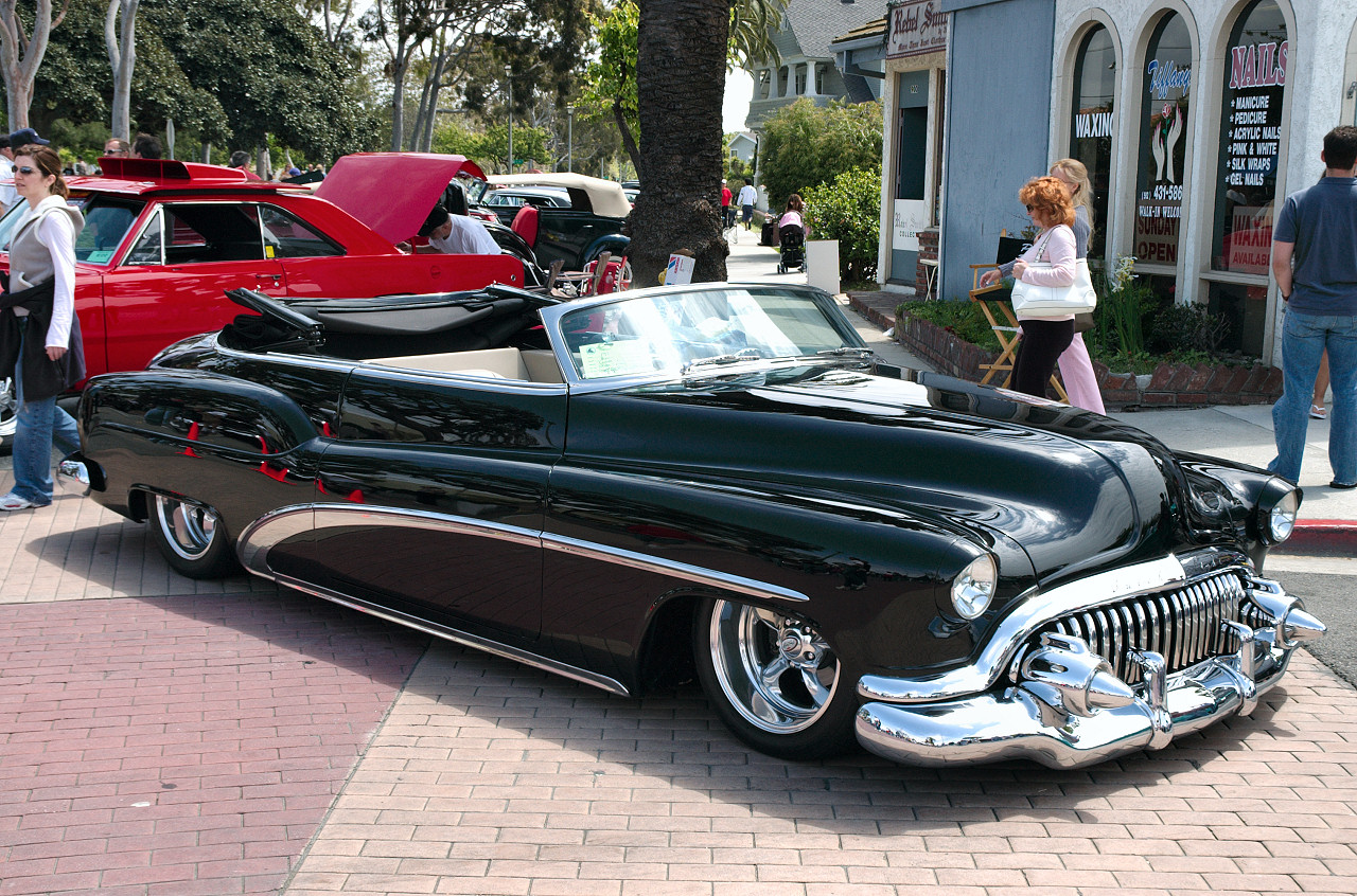 Buick Antique Automobile Club Of America Discussion Forums 1951 Skylark Convertible For Sale 1952 With Top Down Mod Black Fvr 2