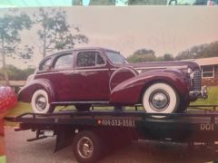 1940 Buick for sale