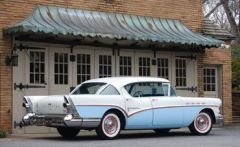 '57 Buick for signature