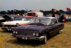 1961 Buick Invicta 4 Door Hardtop