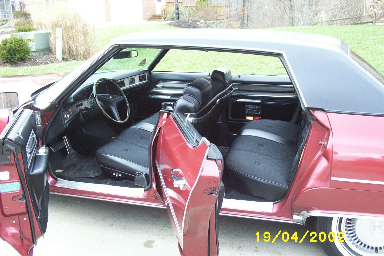 Cadillac Lasalle Antique Automobile Club Of America Discussion 1978 Deville Interior 1971 Sedan