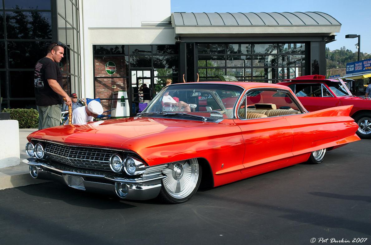 Cadillac Lasalle Antique Automobile Club Of America Discussion 1961 Sedan Deville Coupe Mod Pearl Orange Fvl 2