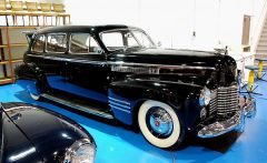 1941 Cadillac Air Conditioner