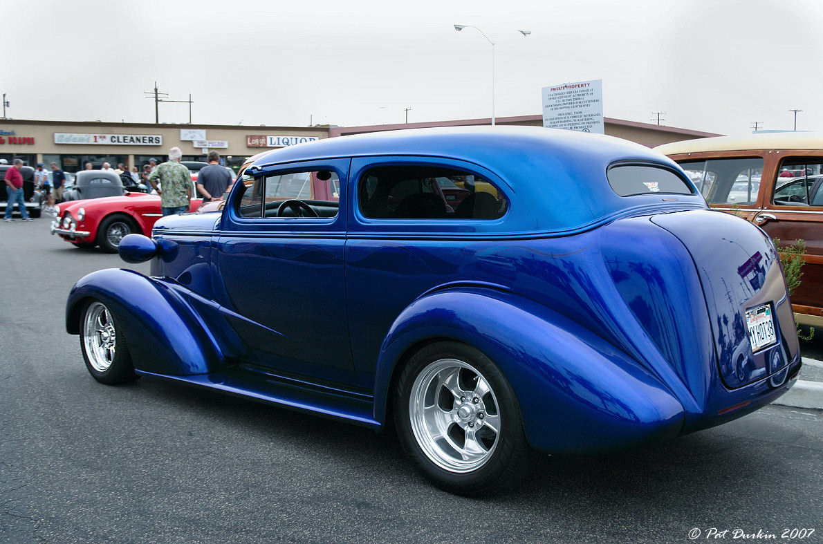 All Chevy chevy 2 2 : 1938 Chevy 2-door sedan - mod - rvl - General Motors Products ...