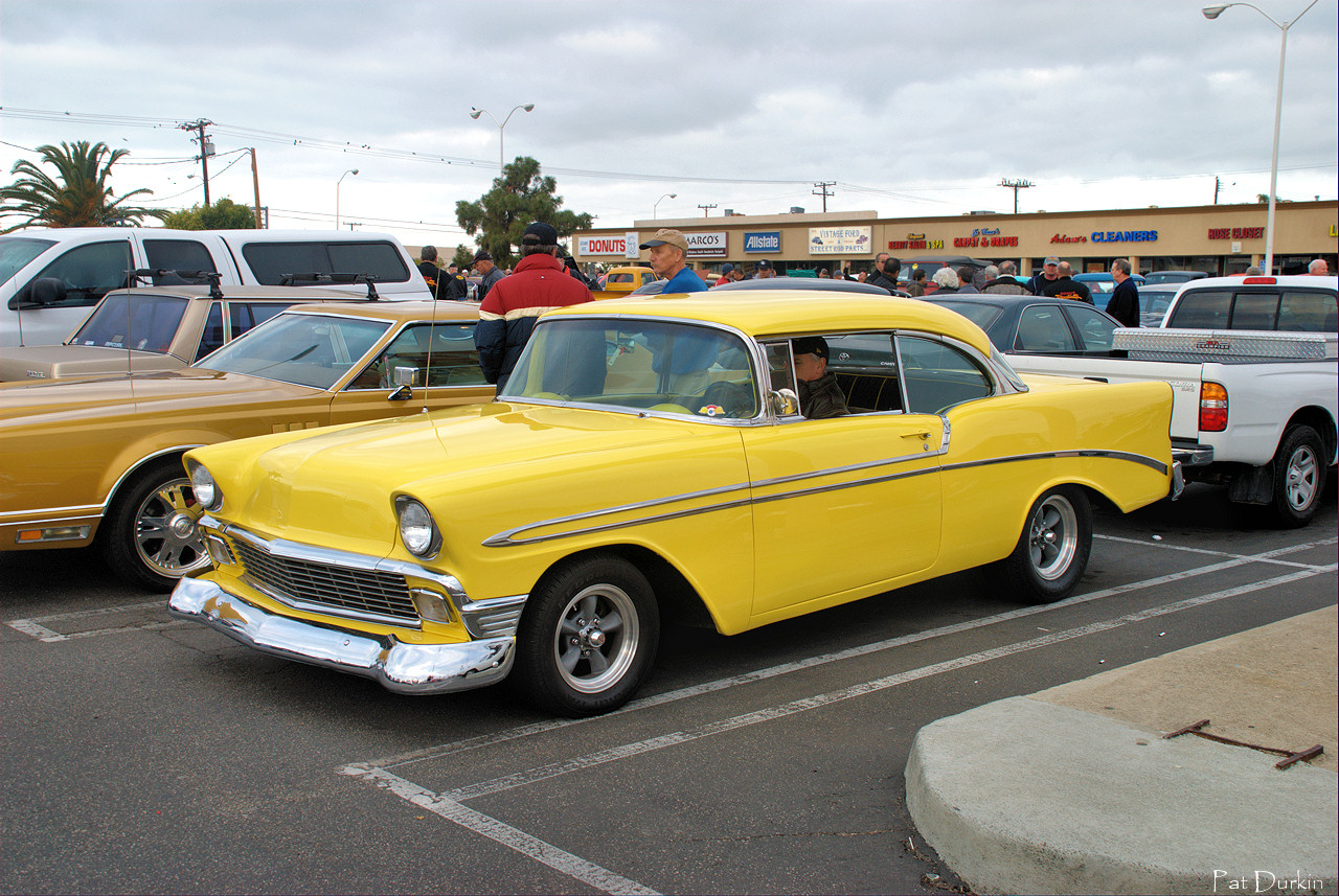 Chevrolet Bel Air Sport Collection 14 Wallpapers