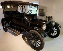 1916 Chevrolet 490 touring