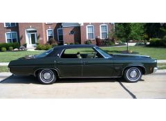 1971 Oldsmobile Delta-88 4 Door Hardtop