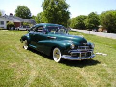 42 Olds side view