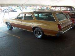 1971 Olds Vista Cruiser