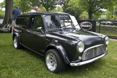 Mini's At Car Shows