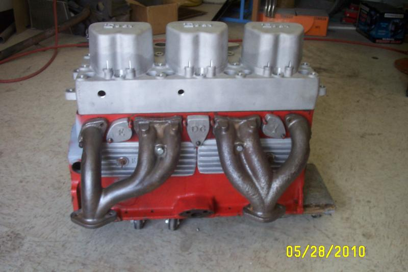 Upgrading a 230 engine and transmission - Chrysler Products