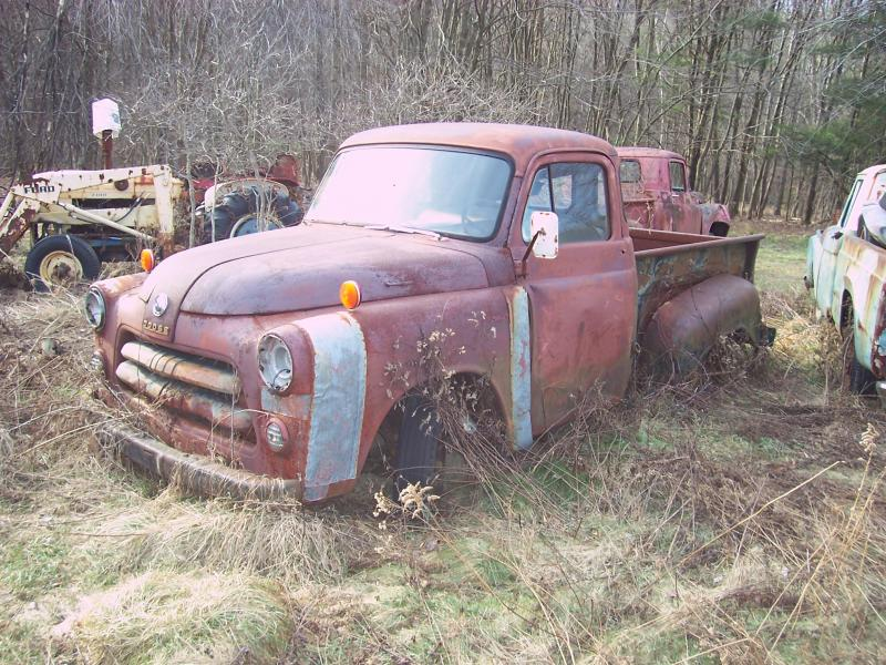 Dodge Truck Parts >> 1954 Dodge Pickup For Parts Cars For Sale Antique