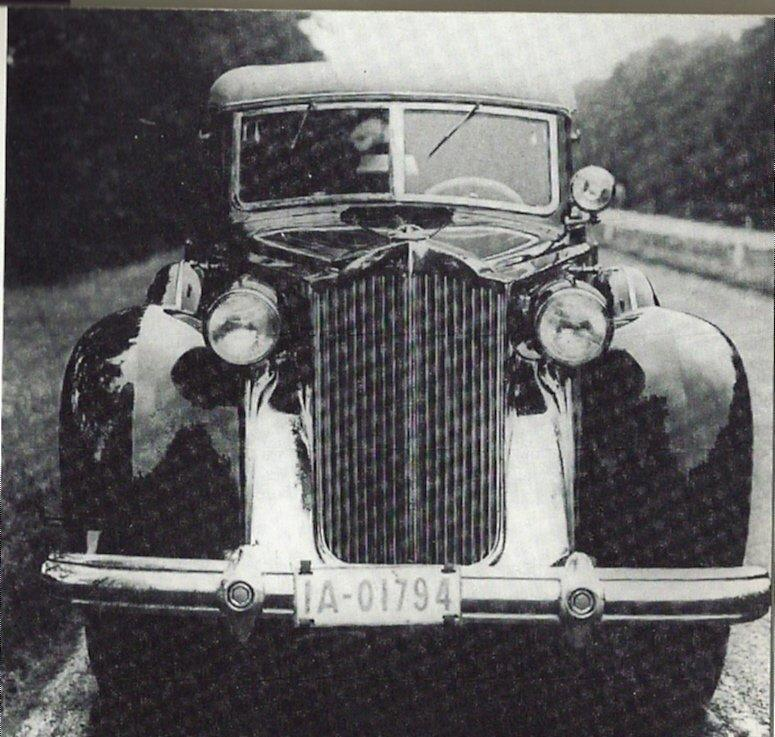 Custom bodied Packards - Page 20 - Packard - Antique Automobile ...