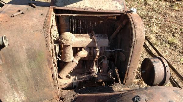 1924 Chevrolet parts car Portland OR craigslist NOT MINE