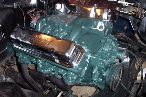 engine color - Pontiac Flathead Owners - Antique Automobile Club of