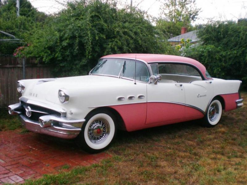 1956 Buick Vin Number Location Buick Post War