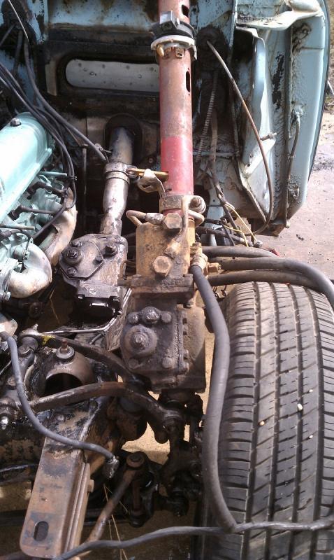 1954 Buick Power Steering Column & Box - Buick - Buy/Sell