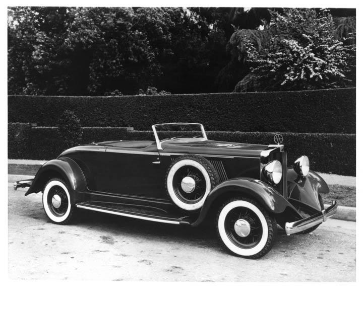 1932 Murphy Roadster body Hupmobile - Hupmobile - Antique ...