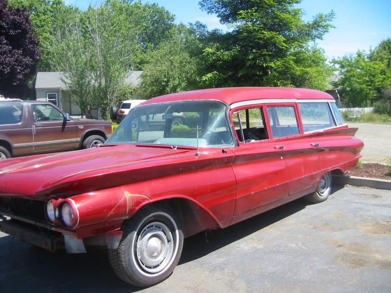1960 buick electra hearse/ambulance - Cars For Sale