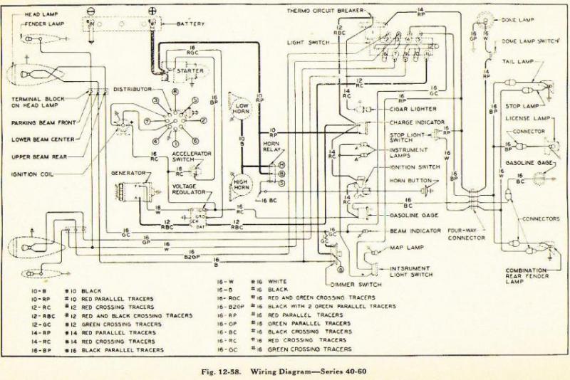 Post3126814313820593thumb: 1938 Buick Wiring Diagram At Executivepassage.co