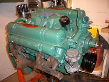 53 Buick Nailhead exhaust question - Buick - Post War