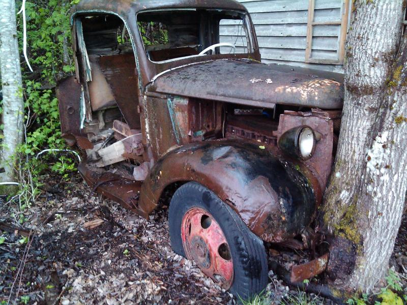 Need help to identify a old oldsmobile truck - Oldsmobile