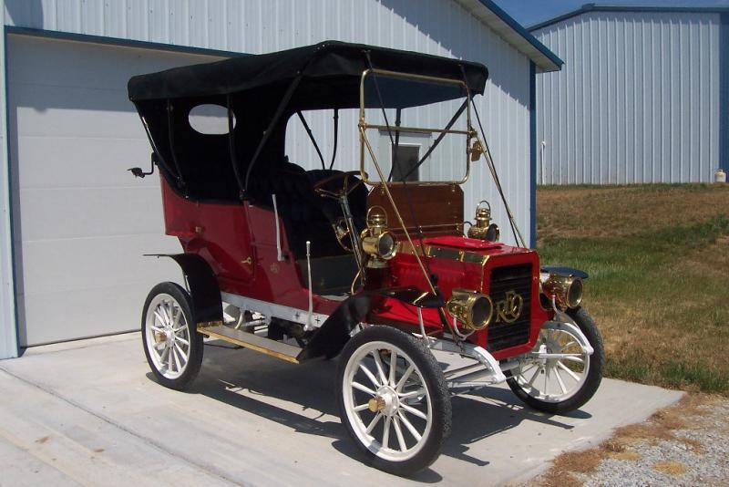 1906 Reo 2 Cylinder Touring - Cars For Sale - Antique