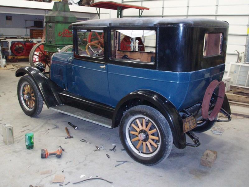 1926 Willys Overland Whippet Our Cars Restoration Projects
