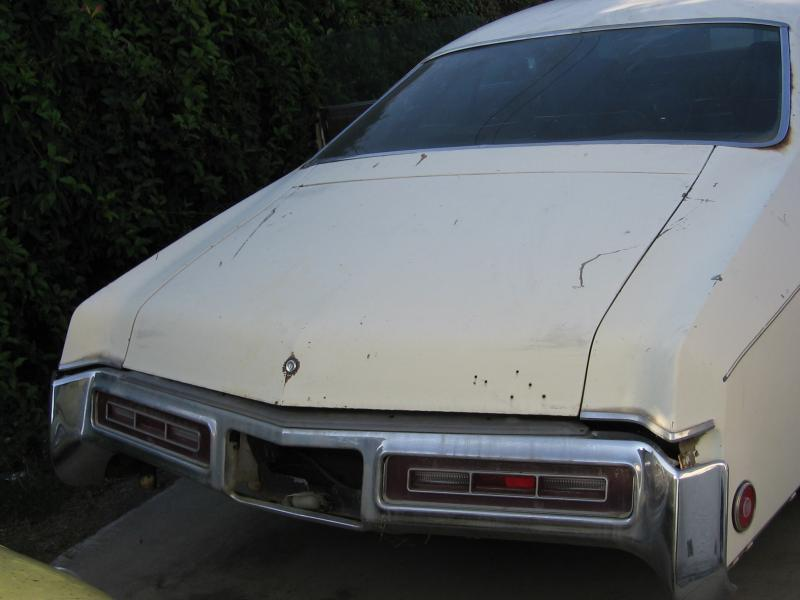 1970 Buick Riviera parts for sale in Southern California - Cars For
