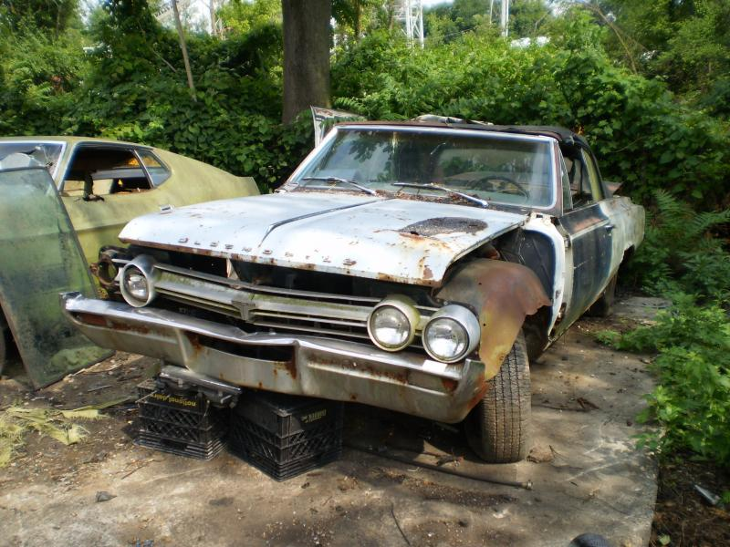 1964 64 olds cutlass f85 convertible car for sale