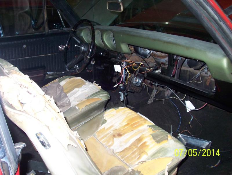 F/S 1968 Oldsmobile 442 hdtp project - Oldsmobile - Buy/Sell