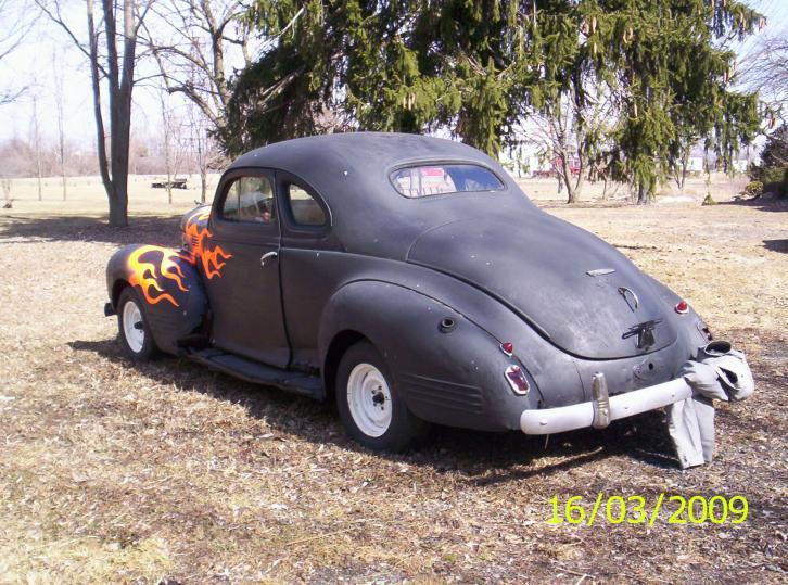 1938 or 1939 dodge coupe - What is it? - Antique Automobile