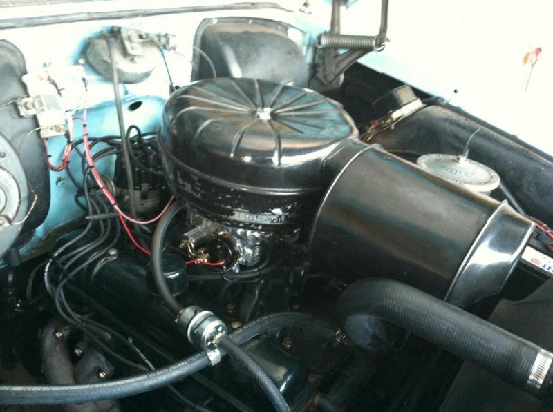 Edelbrock 1406 conversion - Buick - Post War - Antique Automobile