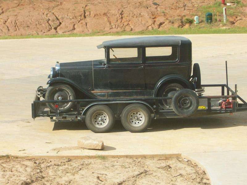1928 Pontiac chassis, parts, etc  available - Pontiac
