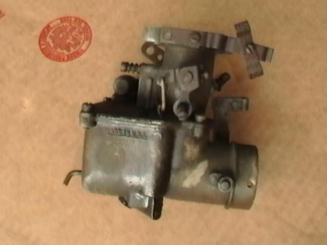 What model carb is this? - What is it? - Antique Automobile